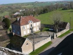Photo paysage et monuments, Bucey-lès-Gy - Le presbytère ( MH) de Bucey les Gy