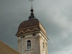 Photo paysage et monuments, Bucey-lès-Gy - Le Clocher  de  l eglise St Martin