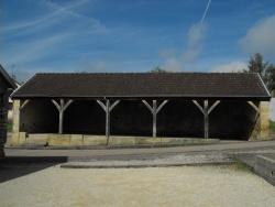 Photo paysage et monuments, Chauvirey-le-Châtel - Le lavoir!