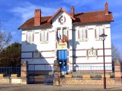 Photo paysage et monuments, Allerey-sur-Saône - Allerey sur Saône 71.Mairie.