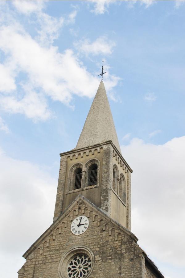 le clocher église St Martin
