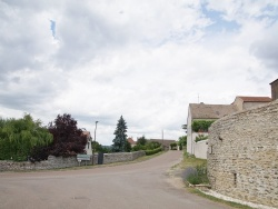 Photo paysage et monuments, Aluze - Le Village
