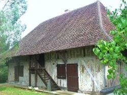 Photo paysage et monuments, Beauvernois - Beauvernois:maison bressanne.