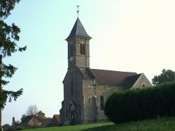 Photo paysage et monuments, Beauvernois - Eglise de Beauvernois-71.