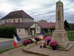 Photo paysage et monuments, Beauvernois - Beauvernois-71-Novembre 2009.