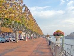 Photo paysage et monuments, Chalon-sur-Saône - Quai de Saône.2.