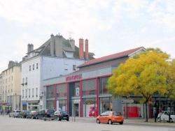 Photo paysage et monuments, Chalon-sur-Saône - Place de Beaume.