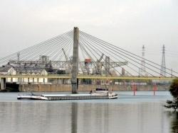 Photo paysage et monuments, Chalon-sur-Saône - Le pont de Bourgogne.