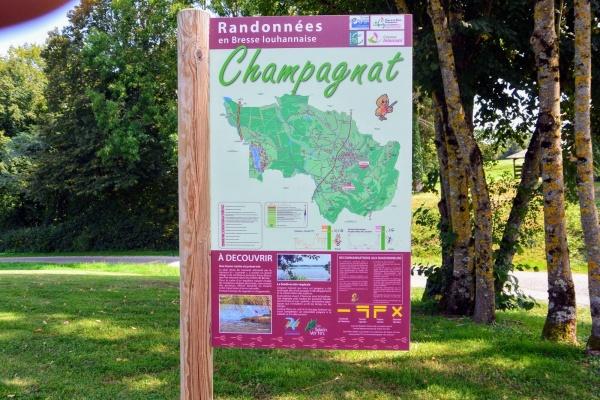 Champagnat.71. Coté Bresse.