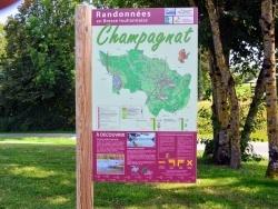 Photo paysage et monuments, Champagnat - Champagnat.71. Coté Bresse.