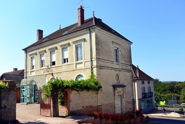 Cormatin.71.Mairie.