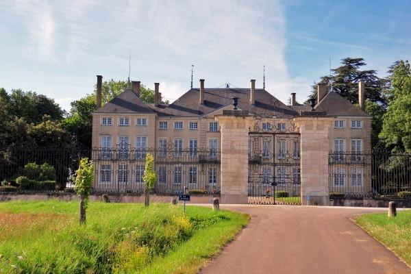 Photo Demigny - Château de Demigny.71.