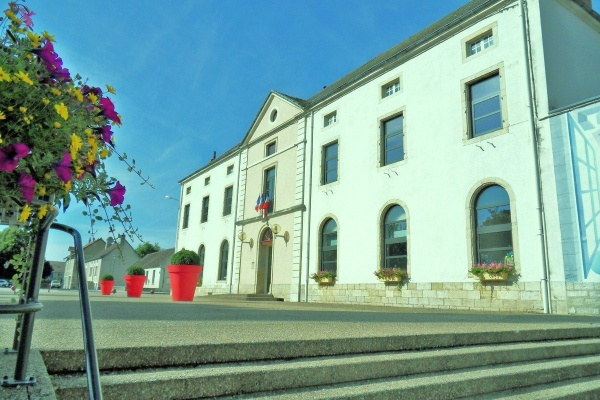 Photo Demigny - Mairie de Demigny.71.
