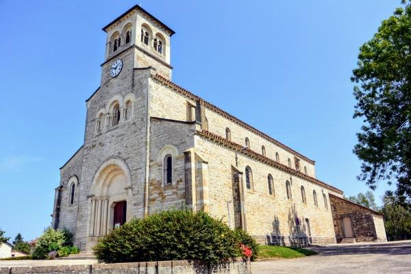 Dommartin-lès-Cuiseaux.71. l'église.b.
