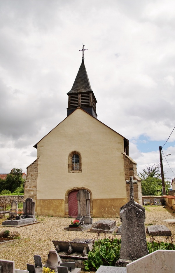 Photo Épertully - église St Marc