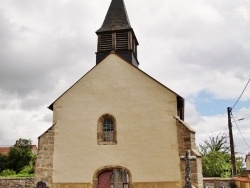 Photo paysage et monuments, Épertully - église St Marc