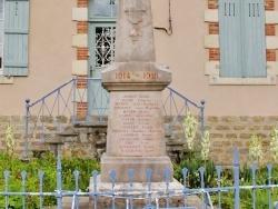 Photo paysage et monuments, Épertully - Le Monument-aux-Morts