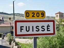 Photo paysage et monuments, Fuissé - fuissé (71190)