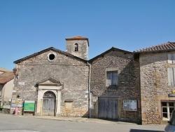Photo paysage et monuments, Fuissé - Ancienne église