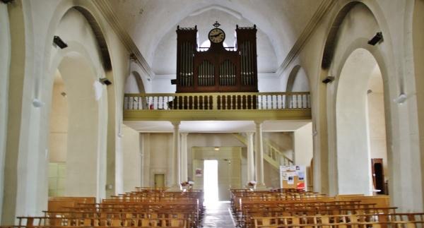 Photo Marcigny - église St Nicolas