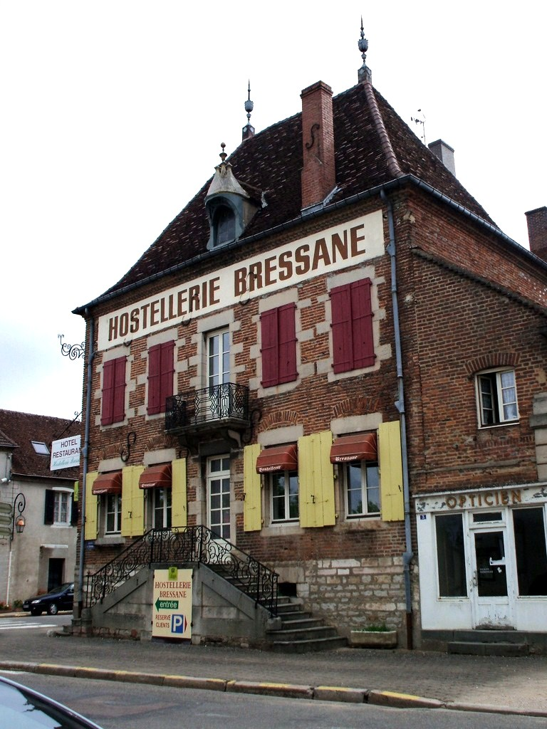 Restaurant Saint Germain Du Bois - Les photos de Louhans (71500) page 3