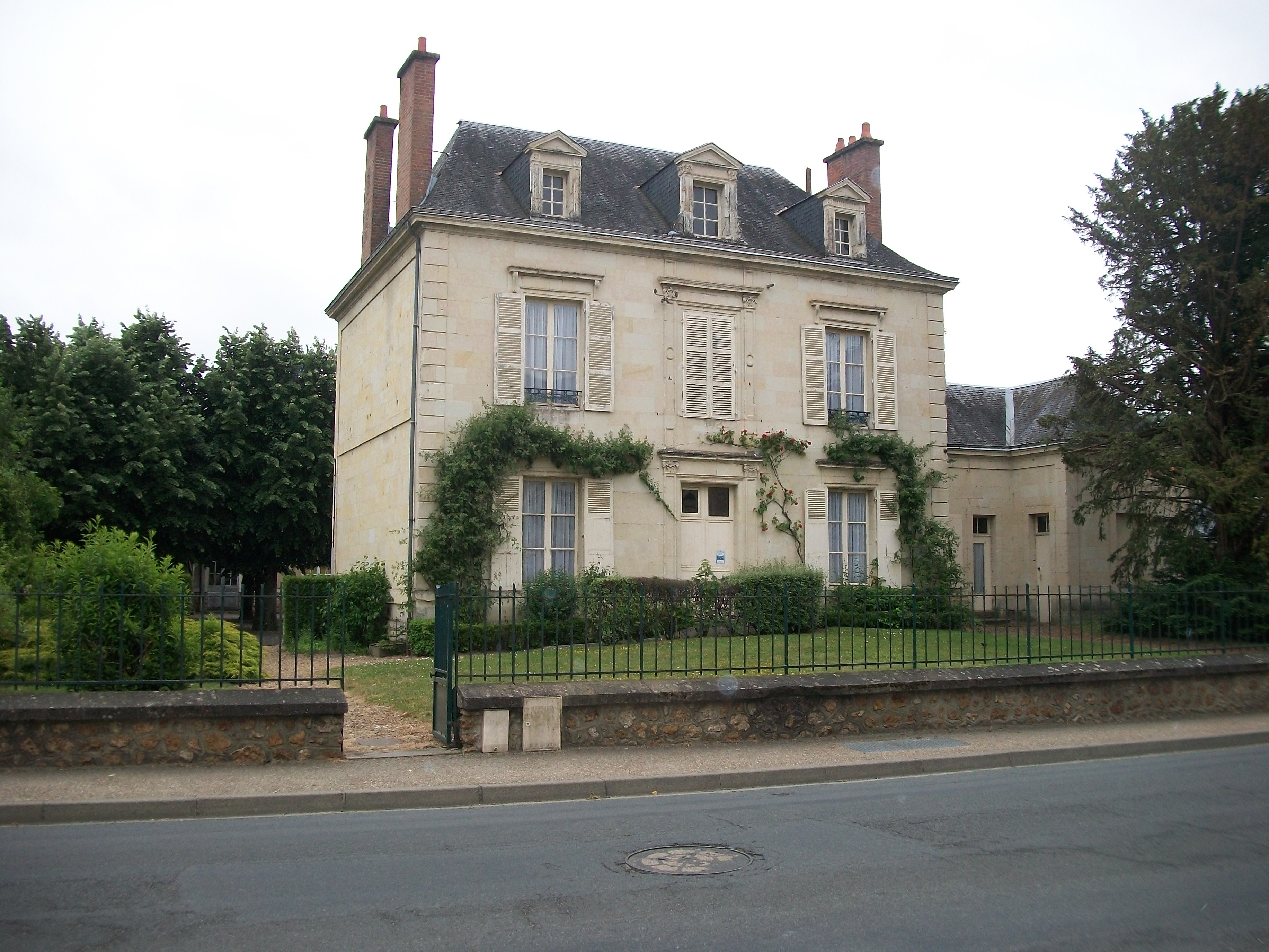 Centre de la madeleine une photo de la chartre sur le loir - La chartre sur le loire ...