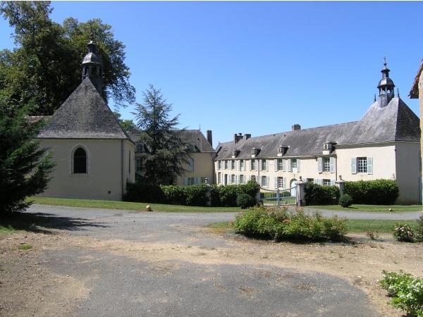 Photo Chemiré-le-Gaudin - la cour intérieure