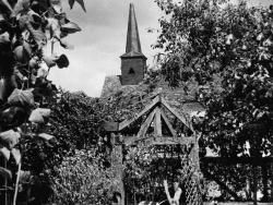 Photo paysage et monuments, Commerveil - l'église de commerveil