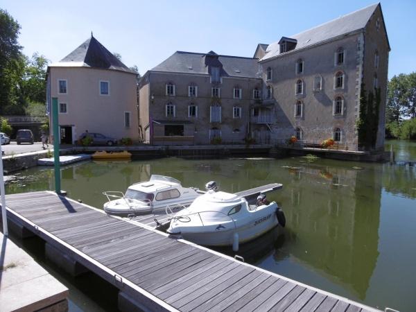 Photo La Flèche - Malicorne-sur-Sarthe