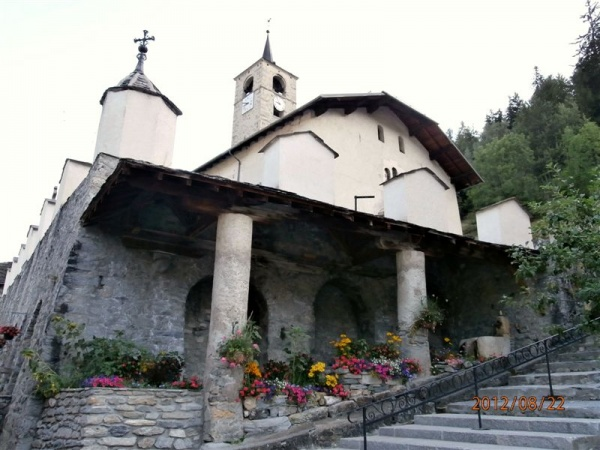 église de la Trinité