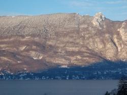 Photo paysage et monuments, Tresserve - vague de froid!