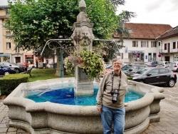 Photo paysage et monuments, Ugine - Fontaine