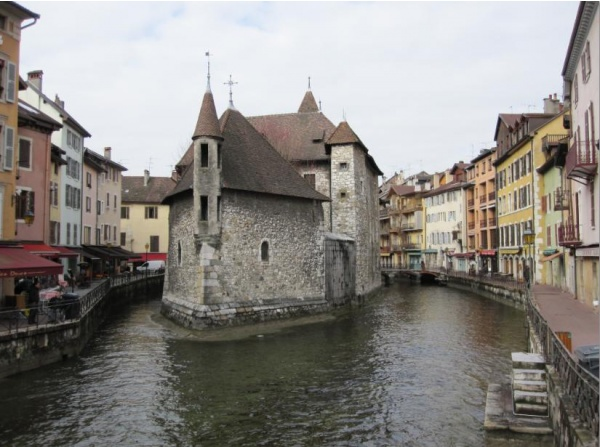 Photo Annecy - Centre ville
