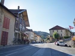Photo paysage et monuments, Mieussy - le village