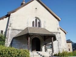 Photo paysage et monuments, Mieussy - église Saint grevais