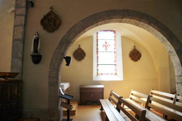 Photo Morillon - église Saint Christophe
