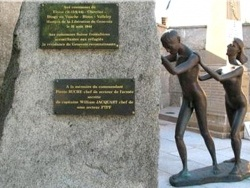 Photo paysage et monuments, Valleiry - Le monument Franco-Suisse