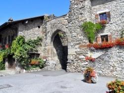 Photo paysage et monuments, Yvoire - Yvoire 74-La porte.