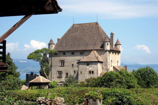 Photo Yvoire - Yvoire.74-Le Château.