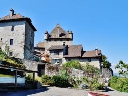 Photo paysage et monuments, Yvoire - Le Château