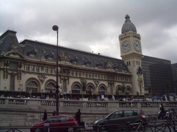 Photo Paris - Gare de Lyon