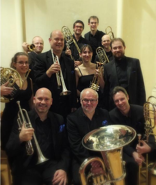 Concert KABrass mars 2016