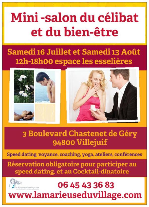 Mini-salon du célibat et du bien-être de Paris