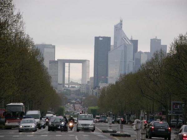 Photo Paris - Paris moderne