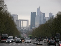 Photo paysage et monuments, Paris - Paris moderne