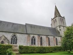 Photo paysage et monuments, Angerville-Bailleul - église St Medard