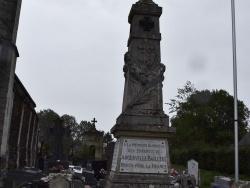 Photo paysage et monuments, Angerville-Bailleul - le Monument Aux Morts