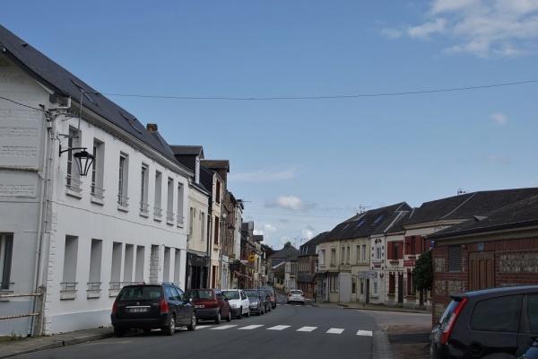 Photo Angerville-l'Orcher - Le Village