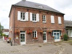 Photo paysage et monuments, Anneville-sur-Scie - Mairie