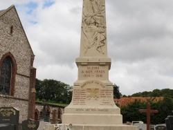 Photo paysage et monuments, Anneville-sur-Scie - Monuments Aux Morts